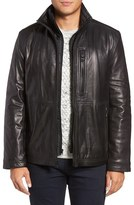 Andrew Marc Men's Salem Leather Jacket