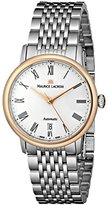 Maurice Lacroix Women's LC6063-PS102-110 Les Classiques Analog Display Swiss Automatic Two-Tone Watch