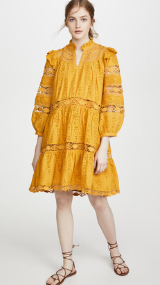 Sea Lea Puff Sleeve Dress