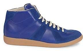 Maison Margiela Men's Replica High-Top Sneakers