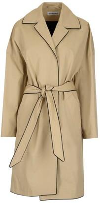 Balenciaga Belted Cocoon Coat