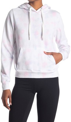 90 Degree By Reflex Tie-Dye Brushed Pullover Hoodie