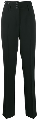 No.21 marine button trousers