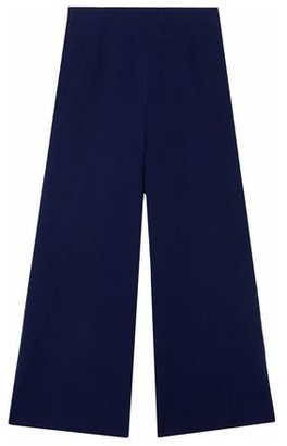 STAUD x SOLID & STRIPED 3/4-length trousers