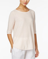 Eileen Fisher High-Low Sweater