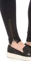 David Lerner Side Zipper Leggings