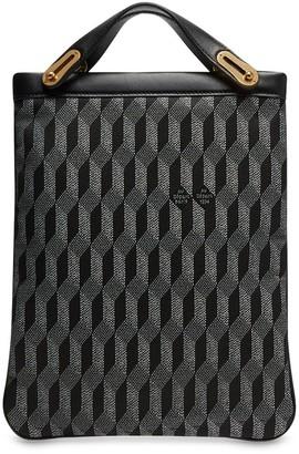 Au Départ L'elysee Leather Shoulder Bag