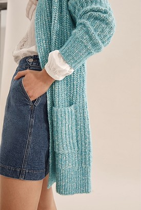 Country Road Fleck Knit Cardigan