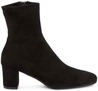 Aquatalia Britney Suede Ankle Boots