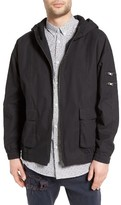 Zanerobe Men's Boxy Hooded Jacket