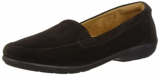 Soul Naturalizer Women's Kacy Loafer Brown Suede 9.5 M US