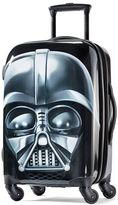 American Tourister Star Wars Darth Vader 21-Inch Hardside Spinner Carry-On Luggage by