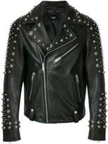 Versus studded biker jacket