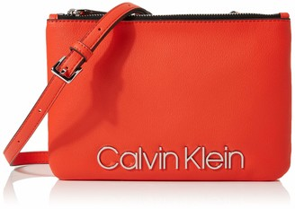 Calvin Klein Must Crossover Womens Cross-Body Bag