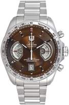 Tag Heuer Men's Grand Carrera Automatic Chronograph Dial Watch CAV511E.BA0902