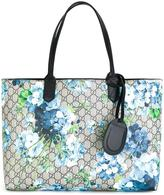 Gucci large floral print tote