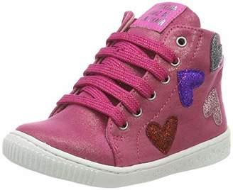 Agatha Ruiz De La Prada Girls' 191945 Ankle Boots, Pink ((Mat) B)