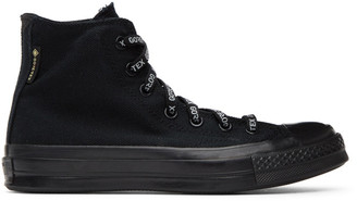 Converse Black Gore-Tex Utility Chuck 70 High Sneakers