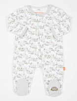 A Pea in the Pod Tortoise & Hare Baby Footie