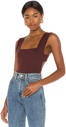 Free People X REVOLVE Oh She's Strappy Bodysuit