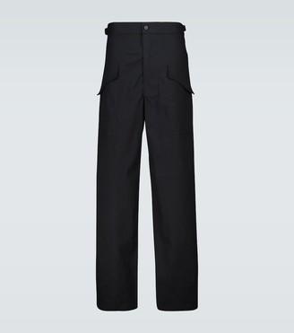 Bottega Veneta Cotton cargo pants
