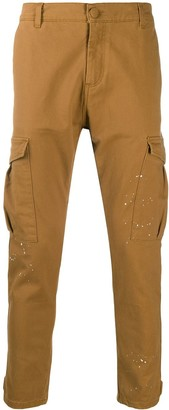 Family First Slim-Fit Cargo Trousers