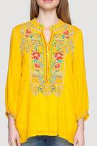 Johnny Was Manadala Rayon Tunic