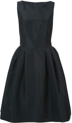 Carolina Herrera flared cocktail dress