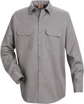 JCPenney Red Kap ST52 Utility Uniform Shirt