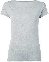 Eleventy round neck T-shirt - women - Spandex/Elastane/Modal - L