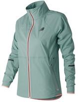 New Balance Women's WJ71207 Precision Full Zip Run Jacket