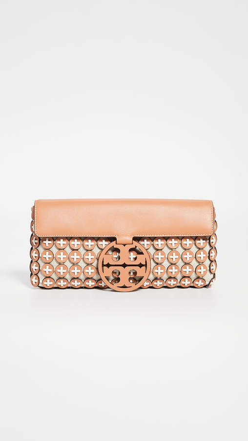 Tory Burch Miller Chainmail Clutch