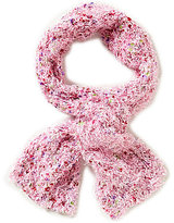 Copper Key Girls Feather Confetti Scarf
