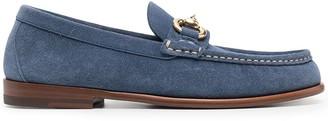 Henderson Baracco Horsebit-Detail Loafers