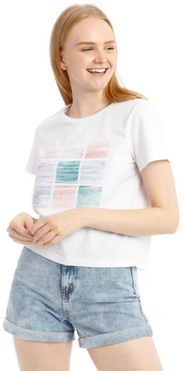 Miss Shop Perfect Tee
