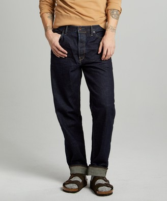 Todd Snyder The Relaxed Jean in Indigo Rinse