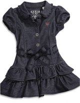 GUESS Baby Girl Knit Denim Dress (12-24M)
