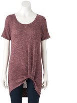 Juicy Couture Women's Marled Twist Tunic