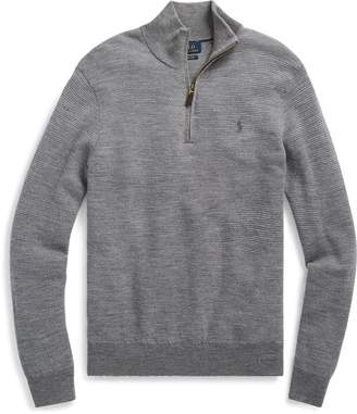 Ralph Lauren Washable Merino Wool Sweater
