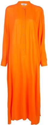 Rachel Comey Mandarin collar shirt dress
