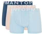 Topman Men's 3-Pack Trunks