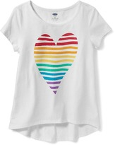 Old Navy Graphic Pride Tee for Girls