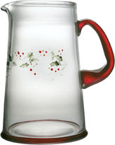 Pfaltzgraff Winterberry 2.5-qt. Glass Pitcher