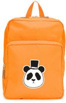 Mini Rodini panda patch backpack