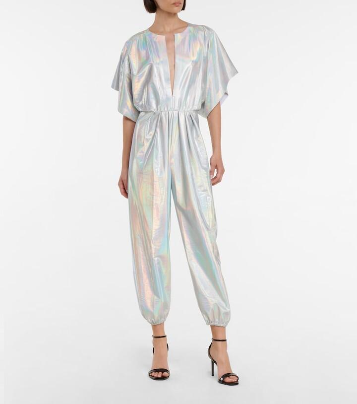 Thumbnail for your product : Norma Kamali Rectangle Jog jumpsuit