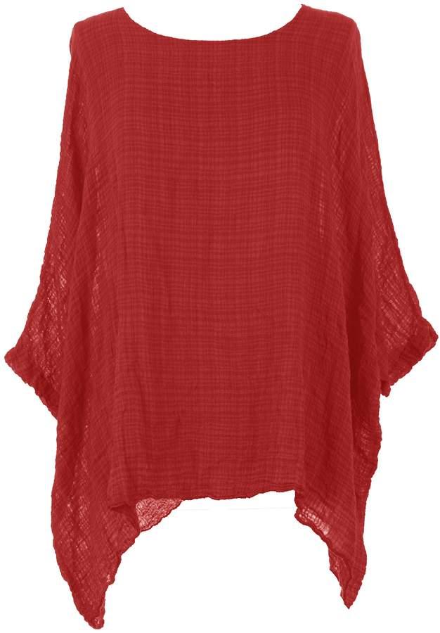 d9a982c9d0d Red Batwing Blouse - ShopStyle Canada