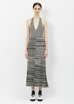 Rachel Comey black / natural teddy dress
