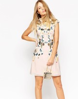 Needle & Thread Eastern Garden Embellished Dress