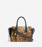 Cole Haan Collection Marli Square Satchel