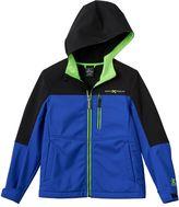 ZeroXposur Boys 8-20 Landslide Soft Shell Jacket